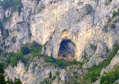 Пещера Харамийская дыра
