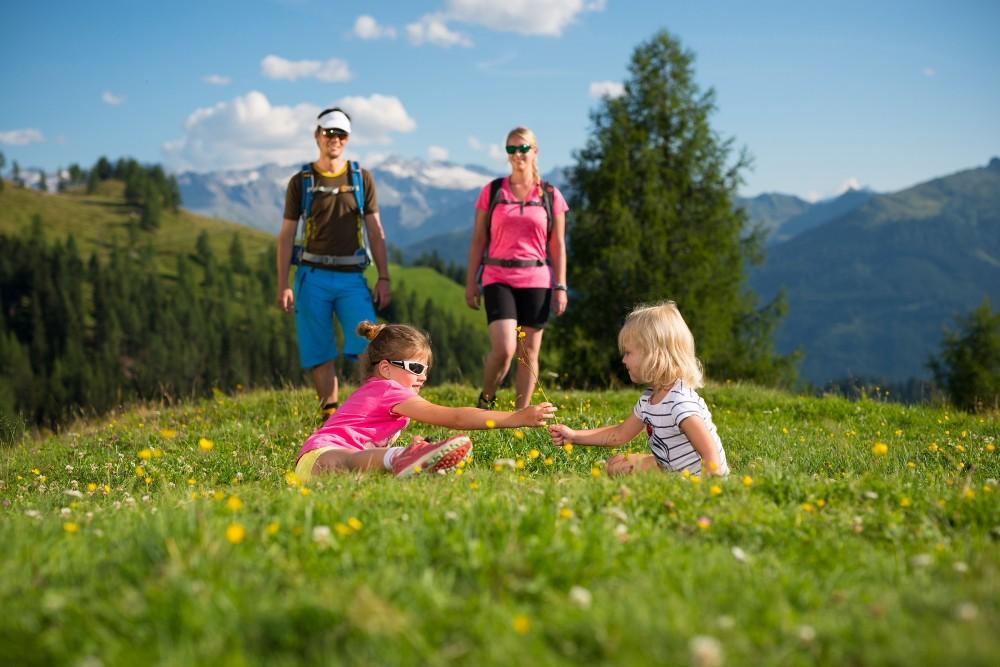 Мечтаната семейна ваканция в планината