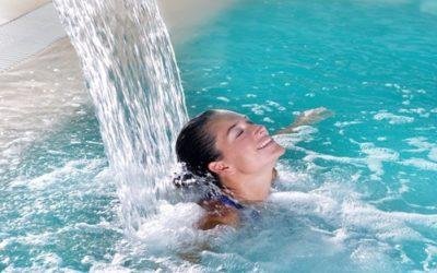 Минералната вода прави лечението почивка