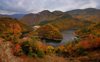 Топла и цветна есен в Родопите