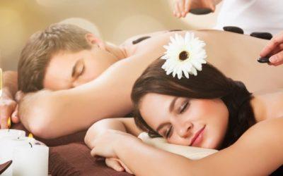 СПА изкушения, арома терапии и възстановяващи масажи