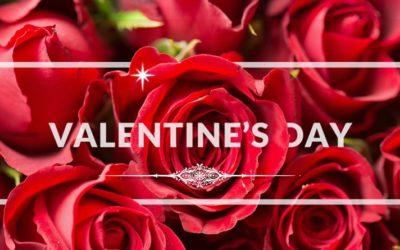 В най – влюбения ден от годината