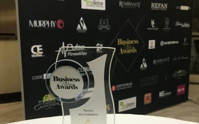 Business and Fashion awards