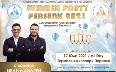 SUMMER PARTY PERSENK 2021